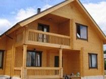 строительство домов из бруса Белово