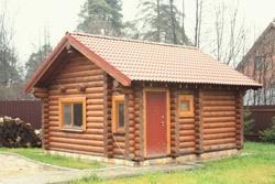 строительство бани в Белово
