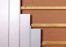 Отделка стен панелями в Белово