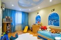 Отделка детской комнаты в Белово