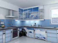 Отделка кухни в Белово