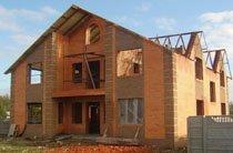 Строительство домов из кирпича в Белово и пригороде