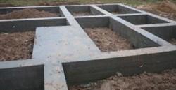 Строительство фундамента в Белово и пригороде