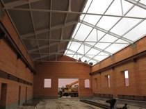 Строительство складов в Белово и пригороде
