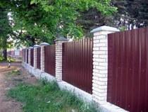 Строительство заборов, ограждений в Белово