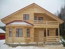 Строительство домов из бруса в Белово. Нами выполняется строительство домов из бруса, бревен в городе Белово и пригороде